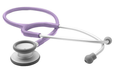 American Diagnostic Corporation ADC 609 Series Adscope® Ultra-lite Lavender Clinician Stethoscope