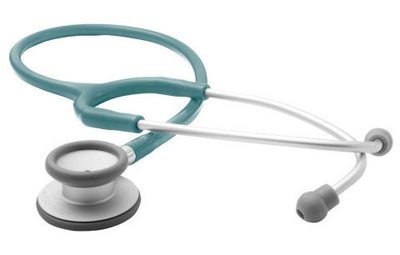 American Diagnostic Corporation ADC 609 Series Adscope® Ultra-lite Teal Clinician Stethoscope