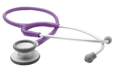 American Diagnostic Corporation ADC 609 Series Adscope® Ultra-lite Purple Clinician Stethoscope