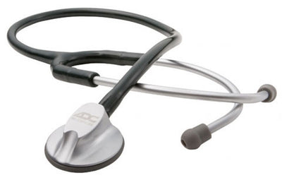 American Diagnostic Corporation ADC 612 Series Adscope® Black Platinum Clinician Stethoscope