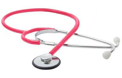 American Diagnostic Corporation ADC 660 Series Proscope SPU™ Neon Pink Single Head Stethoscope