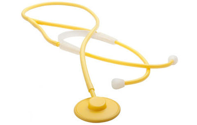 American Diagnostic Corporation ADC 665 Series Proscope™ Yellow Disposable Stethoscope