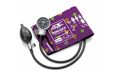 Small Adult (19-27cm) Adimals Pocket Aneroid Sphygmomanometer by American Diagnostic ADC