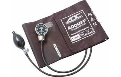 Thigh (40-66cm) Brown Pocket Aneroid Sphygmomanometer by American Diagnostic ADC