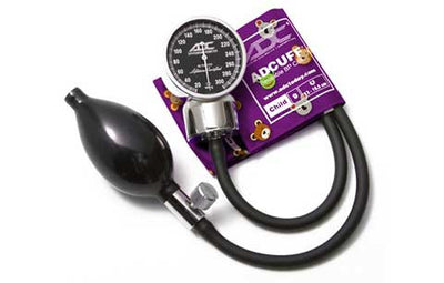 Child (13-19.5cm) Adimals Pocket Aneroid Sphygmomanometer by American Diagnostic ADC