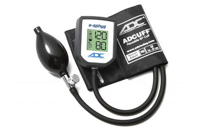 American Diagnostic Corporation ADC E-sphyg Small Adult Size Black Digital Pocket Aneroid Sphyg