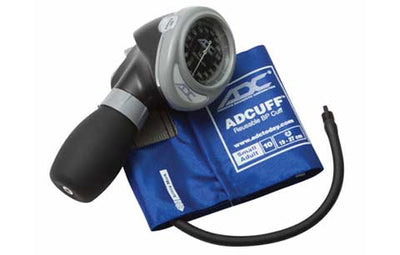 Diagnostix 703 Series Small Adult Size Royal Blue Palm Aneroid Sphyg by American Diagnostic ADC