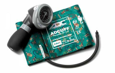 Diagnostix 703 Series Adult Size Medical Theme Palm Aneroid Sphyg by American Diagnostic ADC