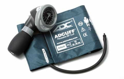 Diagnostix 703 Series Adult Size Teal Palm Aneroid Sphyg by American Diagnostic ADC