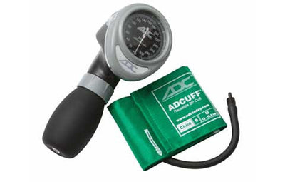 Diagnostix 703 Series Child Size Green Palm Aneroid Sphyg  by American Diagnostic ADC
