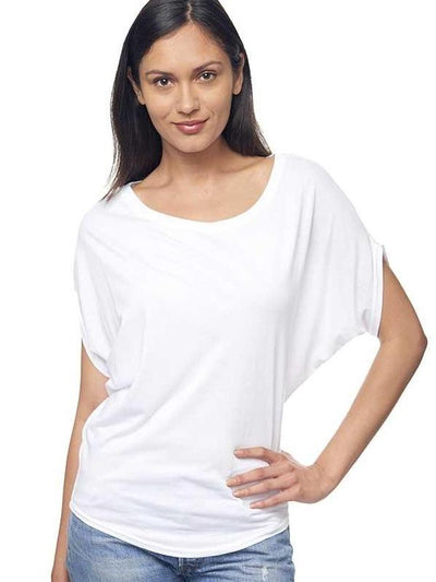 Women's Viscose Bamboo & Organic Cotton Poncho