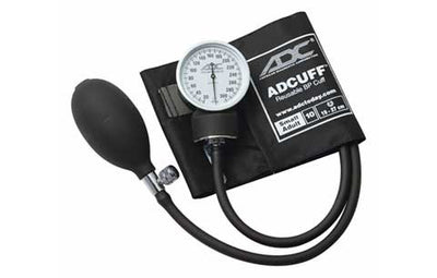 Prosphyg Small Adult Size Black Pocket Aneroid sphyg by American Diagnostic Corporation ADC