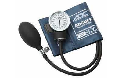 Prosphyg Small Adult Size Navy Pocket Aneroid sphyg by American Diagnostic Corporation ADC