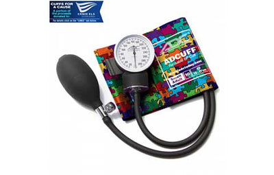 Prosphyg Small Adult Size Puzzle Pieces Pocket Aneroid sphyg by American Diagnostic Corporation ADC