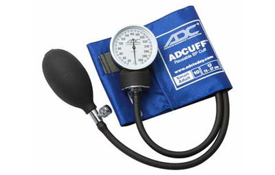 Prosphyg Small Adult Size Royal Blue Pocket Aneroid sphyg by American Diagnostic Corporation ADC
