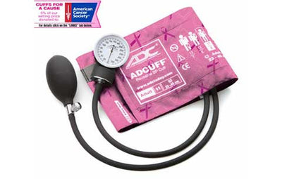 Prosphyg Adult Size Breast Cancer Pocket Aneroid sphyg by American Diagnostic Corporation ADC