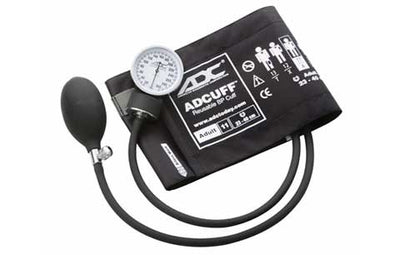 Prosphyg Adult Size Black Pocket Aneroid Sphygmomanometer by American Diagnostic Corporation ADC