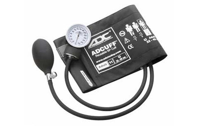 Prosphyg Adult Size Gray Pocket Aneroid Sphygmomanometer by American Diagnostic Corporation ADC
