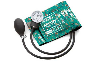Prosphyg Adult Size Medical Theme Pocket Aneroid sphyg by American Diagnostic Corporation ADC