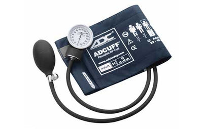 Prosphyg Adult Size Navy Pocket Aneroid Sphygmomanometer by American Diagnostic Corporation ADC