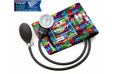 Prosphyg Adult Size Puzzle Pieces Pocket Aneroid sphyg by American Diagnostic Corporation ADC