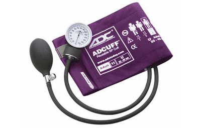 Prosphyg Adult Size Purple Pocket Aneroid Sphygmomanometer by American Diagnostic Corporation ADC
