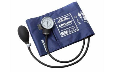 Prosphyg Large Adult Size Navy Pocket Aneroid sphyg by American Diagnostic Corporation ADC