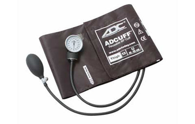 Prosphyg Thigh Size Brown Pocket Aneroid Sphygmomanometer by American Diagnostic Corporation ADC