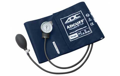 Prosphyg Thigh Size Navy Pocket Aneroid Sphygmomanometer by American Diagnostic Corporation ADC