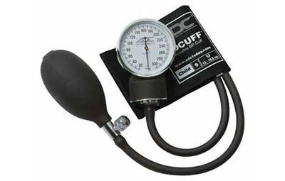 Prosphyg Child Size Black Pocket Aneroid Sphygmomanometer by American Diagnostic Corporation ADC