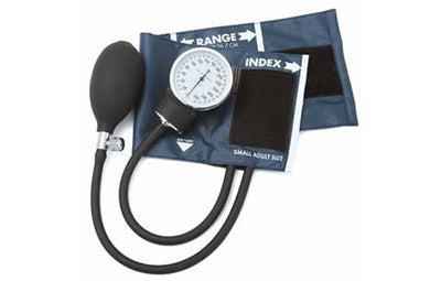 Prosphy 775 Series Small Adult (19-27cm) Navy Pocket Aneroid Sphyg