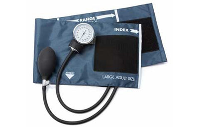 Prosphy 775 Series Large Adult (34-50cm) Navy Pocket Aneroid Sphyg