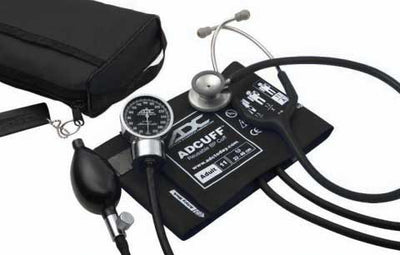 American Diagnostic Corporation ADC Pro's Combo III™ 778-603 Series Pocket Aneroid/Clinician Scope Kit