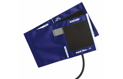 American Diagnostic Corporation ADC Adcuff 845 Series Adult Royal Blue Cuff & Bladder, 1 Tube