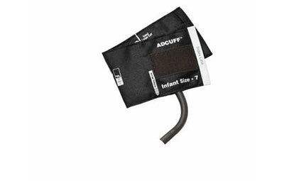 American Diagnostic Corporation ADC Adcuff 845 Series Infant Black Cuff & Bladder, 1 Tube