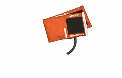 American Diagnostic Corporation ADC Adcuff 845 Series Child Orange Cuff & Bladder, 1 Tube