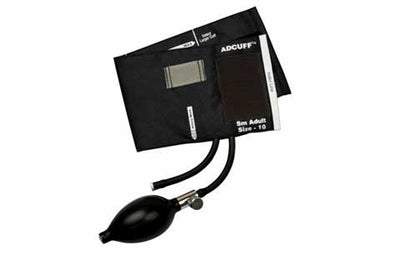 American Diagnostic Corporation ADC Small Adult (19-27 cm) Black Adcuff Sphyg Inflation System