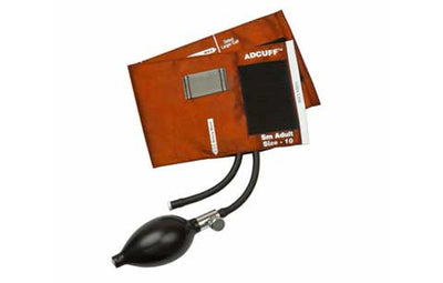 American Diagnostic Corporation ADC Small Adult (19-27 cm) Orange Adcuff Sphyg Inflation System