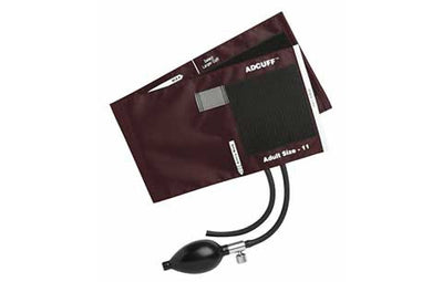 American Diagnostic Corporation ADC Adult (23-40 cm) Burgandy Adcuff Sphyg Inflation System