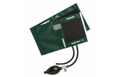 American Diagnostic Corporation ADC Adult (23-40 cm) Dark Green Adcuff Sphyg Inflation System