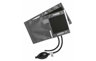 American Diagnostic Corporation ADC Adult (23-40 cm) Gray Adcuff Sphyg Inflation System