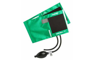 American Diagnostic Corporation ADC Adult (23-40 cm) Green Adcuff Sphyg Inflation System