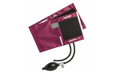 American Diagnostic Corporation ADC Adult (23-40 cm) Magenta Adcuff Sphyg Inflation System