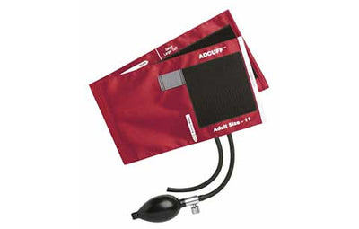 American Diagnostic Corporation ADC Adult (23-40 cm) Red Adcuff Sphyg Inflation System