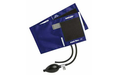 American Diagnostic Corporation ADC Adult (23-40 cm) Royal Blue Adcuff Sphyg Inflation System