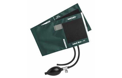 American Diagnostic Corporation ADC Adult (23-40 cm) Teal Adcuff Sphyg Inflation System