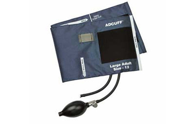 American Diagnostic Corporation ADC Large Adult (34-50 cm) Navy Adcuff Sphyg Inflation System