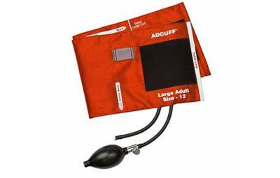 American Diagnostic Corporation ADC Large Adult (34-50 cm) Orange Adcuff Sphyg Inflation System