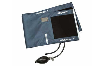American Diagnostic Corporation ADC Thigh (40-66 cm) Navy Adcuff Sphyg Inflation System