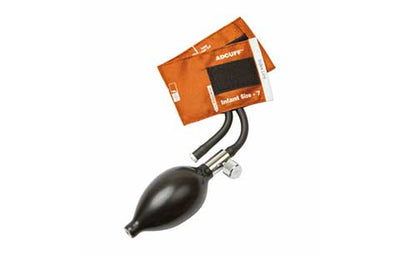 American Diagnostic Corporation ADC Infant (9-14 cm) Orange Adcuff Sphyg Inflation System